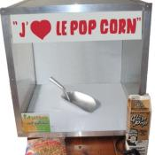 Conditionneur à  Pop Corn 50