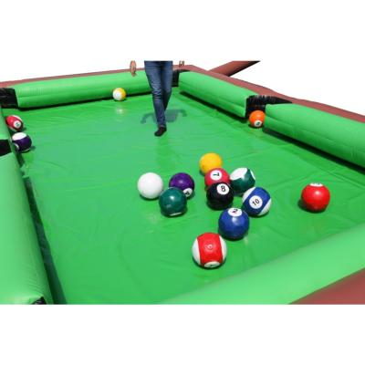 Billard Foot Gonflable