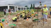 Animation Batisseur Le chantier
