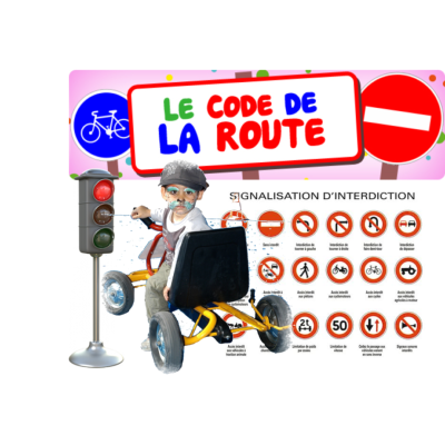 Animation Code de la Route